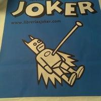 Photo taken at Joker Cómics by Daniel G. on 2/8/2014