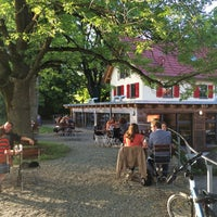 Photo taken at Aymühle by Simon G. on 6/3/2015