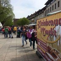Photo taken at Kleinbrauer Markt by Simon G. on 4/25/2015