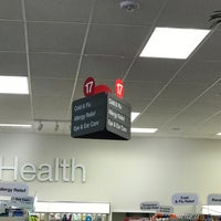 Photo taken at CVS/pharmacy by Sergio F. on 2/27/2017