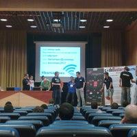 Photo taken at ETSII Sevilla by rembha on 9/22/2012