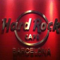 Foto tomada en Hard Rock Cafe Barcelona por Caponochka el 6/4/2013