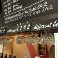 Photo taken at Just Beer Micropub by Phil A. on 7/1/2013