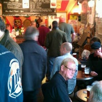 Photo taken at Just Beer Micropub by Phil A. on 11/10/2012
