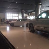 Photo taken at Lexus Showroom by Yousef A. on 1/25/2014