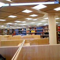 Photo taken at U of L Library by Jean-gabriel L. on 1/7/2013