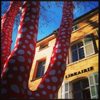 Photo taken at Librairie de Provence by Romain G. on 2/2/2013