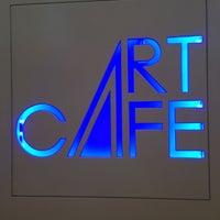 Photo taken at Art Cafe by Cengiz Ç. on 2/15/2013