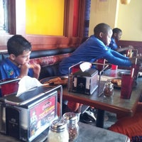 Photo taken at Shakey's Pizza Parlor by Patrick A. on 10/20/2012