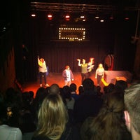 Photo taken at Det Andre Teatret by Kyrill D. on 2/28/2013