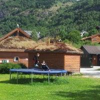 Photo taken at Sandvik Camping by Светлана Г. on 6/20/2014