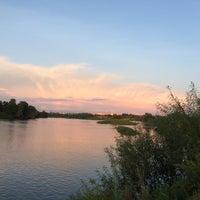 Photo taken at Стрелка Нерехты и Клязьмы by Olga A. on 8/24/2017