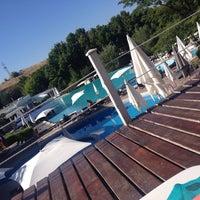 Photo taken at Swimming Pool by Mariya U. on 9/2/2015