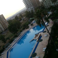 Photo taken at altin palmiye sahil sitesi by ... on 7/27/2013