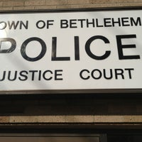 Photo taken at Bethlehem Town Court by Ken M. on 1/18/2013