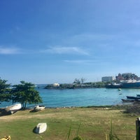 Photo taken at Ocho Rios by Camille A. on 9/7/2017