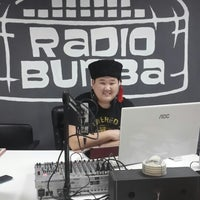 Photo taken at Radio Bumba by Лиджи Г. on 2/18/2014