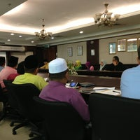 Photo taken at Jabatan Agama Islam Selangor by Syed F. on 1/11/2013