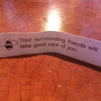Photo taken at Mongolian BBQ by Chloe R. on 4/28/2013
