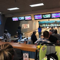Photo taken at Sunset Bowling Center by Chloe R. on 4/8/2017