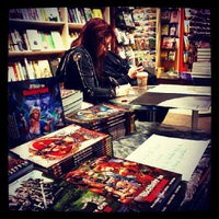 Photo taken at Ludwig. Presse und Buch by Tiberius T. on 10/29/2013