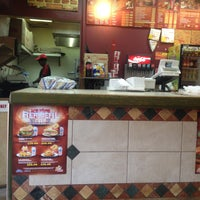 Photo taken at Mario's Pizza, Ellerslie Plaza by Kyron M. on 5/6/2013