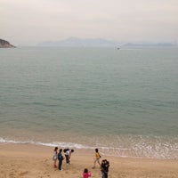Photo taken at Cheung Chau by Skie J. on 4/13/2013