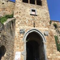 Photo taken at Civita di Bagnoregio by Profxeni on 6/4/2017