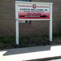 Photo taken at Curtis Williams CPA by Shiann M. on 4/22/2013