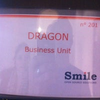 Photo taken at Smile - Dragon by Gaël N. on 4/12/2013