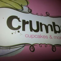 Photo taken at Crumbs by Mennat H. on 2/22/2013