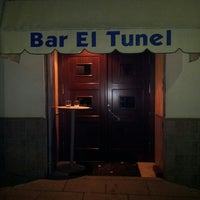 Photo taken at Bar El Tunel by Oscar S. on 3/29/2013