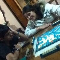 Photo taken at Scrabble Time by Karla' Elizabeeth D. on 3/15/2013
