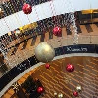 Photo taken at Atrium Mall by Δ Λ Π Τ Σ ࿐. on 2/10/2013