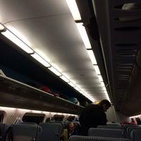 Photo taken at Поезд Аллегро by Andrei B. on 3/25/2014