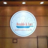 Foto tirada no(a) Osvaldo & Luci - Gastronomia A Quilo por Alexandre A. em 12/21/2012