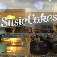 Photo taken at SusieCakes by Walter N. on 1/20/2013