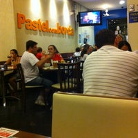 Photo taken at Pastel com Borda by Laura T. on 1/18/2013