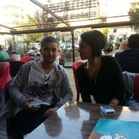 Photo taken at Hanzade Pasta & Cafe by ayşe a. on 10/7/2014