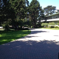 Photo taken at Top Of Campus - SFSU by Elliot M. on 7/25/2014