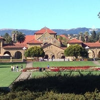 Photo taken at Stanford University by Elliot M. on 6/27/2013