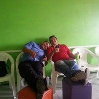 Photo taken at Espaco Vida Saudavel Manasses by Melquisedeque Viana I T. on 2/3/2015