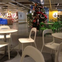 Photo taken at IKEA by Hilda on 12/24/2012