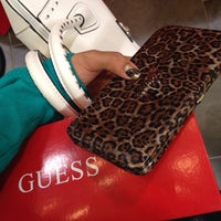 Photo taken at GUESS Factory Store by Hilda Y. on 12/19/2013