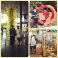 Photo taken at Corning Museum of Glass by Eric L. on 8/17/2014