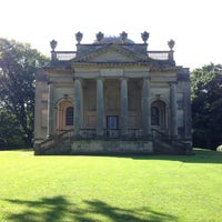 Photo taken at Gibside Chapel and Grounds by Caroline H. on 9/17/2016