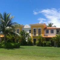 Photo taken at Costa Brasilis Resort by Marina L. on 2/12/2013