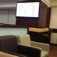 Photo taken at Delta Sky Club Lounge by Eizi M. on 7/23/2013