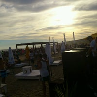 Photo taken at Bikini Beach by Diego G. on 1/6/2013