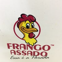 Photo taken at Frango Assado by Vitor M. on 8/4/2013